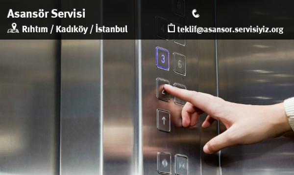 Kadıköy Rıhtım Asansör Servisi Istanbul Asansör Servisiyiz